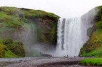 En rejse til Ilden og isens land Island.