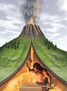 Vulcanus-arbejder-i-sin-esse-under-vulkanerne_www